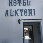 Alkyoni Beach Hotel照片