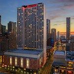 芝加哥市區壯麗大道萬豪酒店