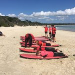 Byron Bay Style Surfing School Photo