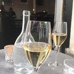 Bild från Champagnebaren Forssén & Öberg