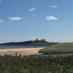 Foto van Dunstanburgh Castle Golf Course