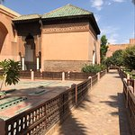 Saadian Tombs Foto