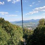 """Cable car """"Komari Vizka"""" Foto"""
