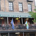 Fiddler's Crab House, from the river walk