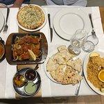 Los platos que comimos