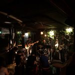 Black Cabin Bar Foto
