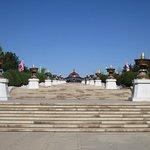 Photo of Genghis Khan's Mausoleum