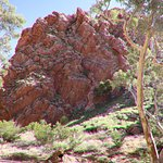 Another red rock