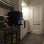 Room 55: Frühstücksraum