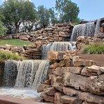 Foto de The Falls in Lucy Park