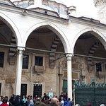 صورة فوتوغرافية لـ مسجد السلطان أيوب (أيوب سلطان كامي)