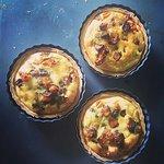our yummy seasonal quiches