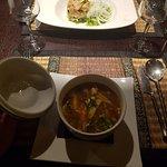 Blue Thai Foto