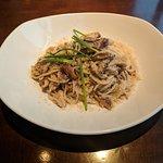 Shiitake Garlic Noodles