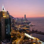 Foto de ToTT's and Roof Terrace at The Excelsior, Hong Kong