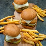Crispy Chicken Sliders-LTO
