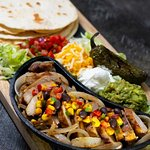 Tequila Lime Chicken fajitas-LTO