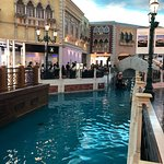 Photo de Casino at Venetian Macao