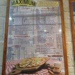 Bilde fra Maximum Pizza