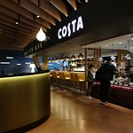 Costa Coffee area