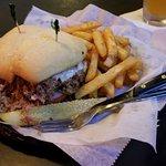 Cuban Slider (actually a full-size sandwich!)
