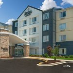 Fairfield Inn & Suites Memphis I-240 & Perkins