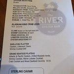 Foto de River Oyster Bar