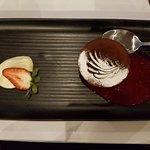 Chocolate lava cake - enough said!