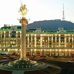 Гостиница Courtyard Тбилиси