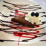 Chocolate tort