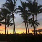 Amazing Sunset from Kane's Tiki Bar !