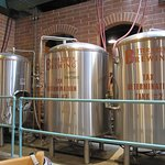 Where they brew the beer