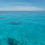 beautiful clear waters