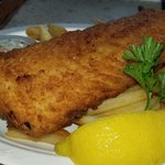 haddock and fries