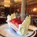 Bild från Café Sacher Salzburg
