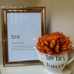 Foto van Tiny Tim's Tearoom