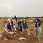 Ballade à dos de chameau