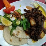 Foto de Yarok Fine Syrian Food from Damascus