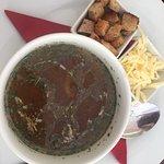 Radnicni sklipek restaurant Foto