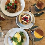 Photo of Edinburgh Larder Cafe