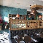 Stunning restaurant, excellent food