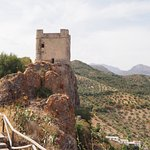 Castillo Zahara de la Sierra resmi