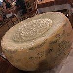 Risotto en Parmigiano