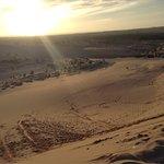Photo of White Sand Dunes