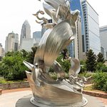 Photo of Romare Bearden Park