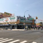 Nathan's Famous.
