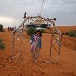 Desert Camp Amanar
