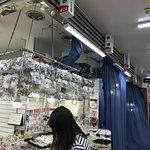 南大門市場の写真