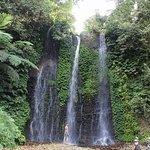 Foto de Pucak Manik Waterfall