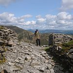 Old Man of Coniston resmi